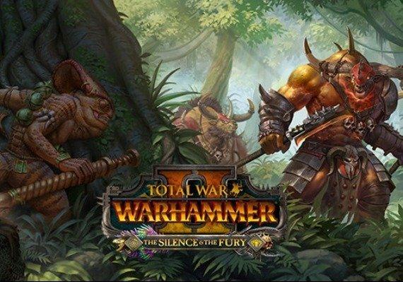 Total War: Warhammer II - The Silence & The Fury EU