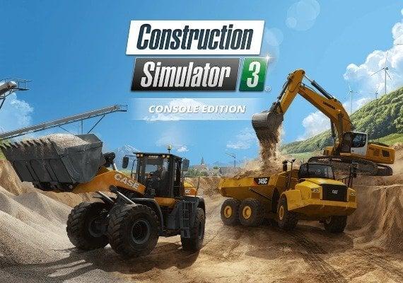 Construction Simulator 3 - Console Edition EU