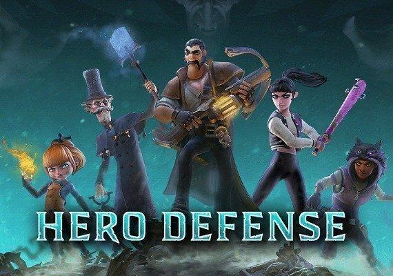 Hero Defense EU PS4