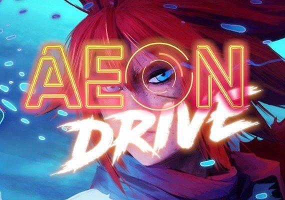 Aeon Drive PRE-ORDER