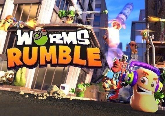 Worms Rumble EU