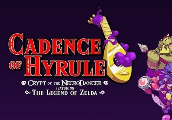 Cadence of Hyrule: Crypt of the NecroDancer Featuring The Legend of Zelda US