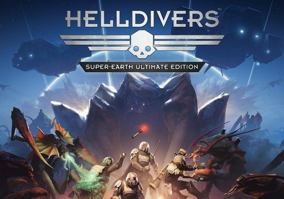 Helldivers - Super-Earth Ultimate Edition US