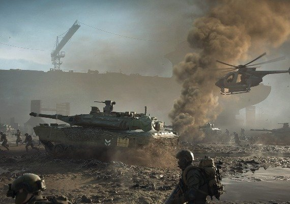 Buy Battlefield 2042 on GAMIVO