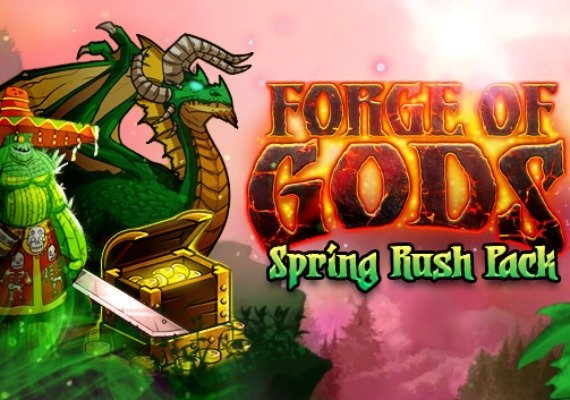 Forge of Gods - Spring Rush Pack