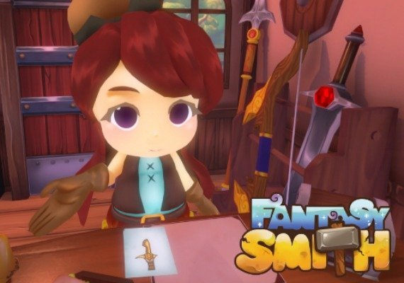 Fantasy Smith VR
