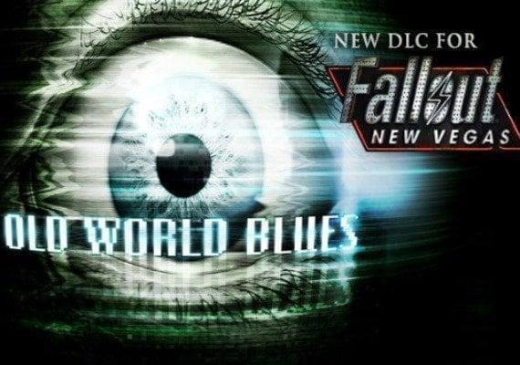 Fallout: New Vegas - Old World Blues EU