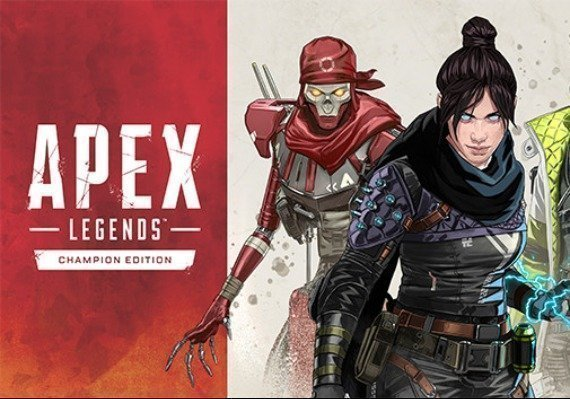 Apex: Legends - Champion Edition EU