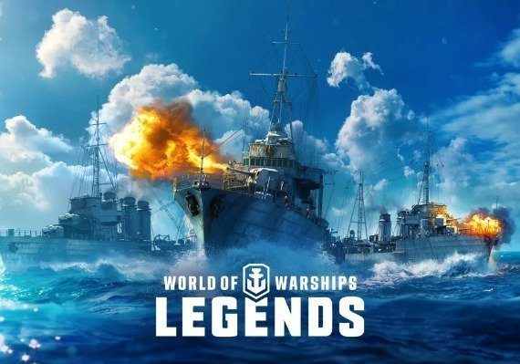 World of Warships: Legends - Navy of the Realm EU