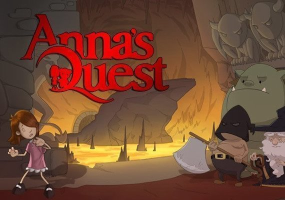 Anna's Quest US