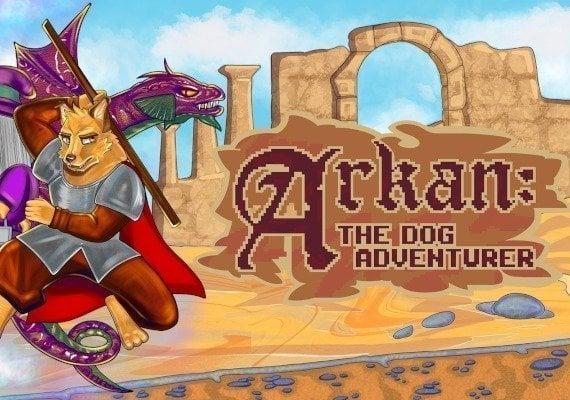 Arkan: The Dog Adventurer US