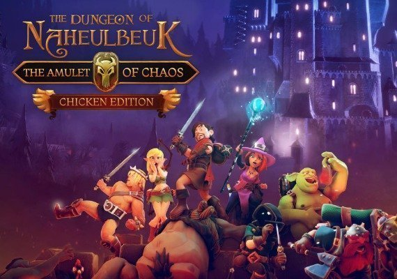 The Dungeon of Naheulbeuk: The Amulet of Chaos - Chicken Edition EU