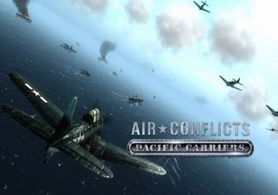 Air Conflicts: Pacific Carriers EU