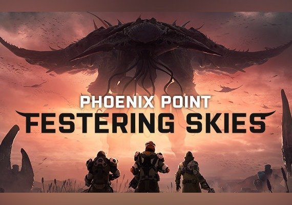 Phoenix Point - Year One Edition: Festering Skies