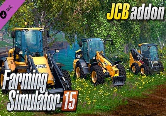 Farming Simulator 15: JCB