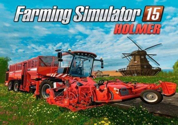 Farming Simulator 15: HOLMER