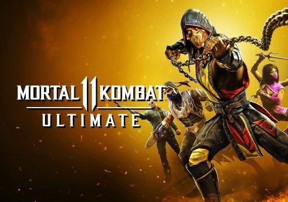 Mortal Kombat 11 - Ultimate Edition EU
