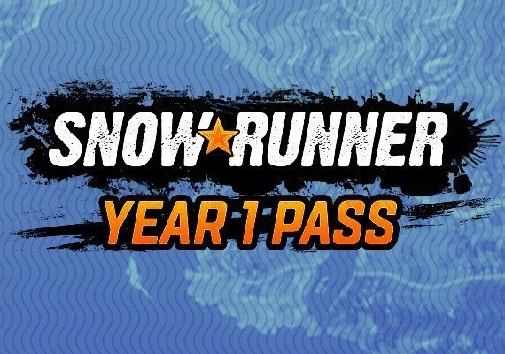 SnowRunner - Year 1 Pass EU