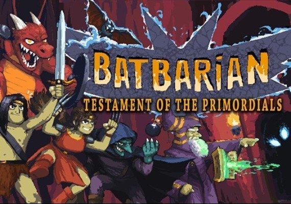 Batbarian: Testament of the Primordials ARG