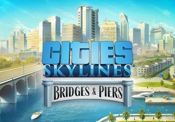 Cities: Skylines - Content Creator Pack: Bridges & Piers EU