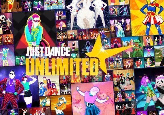 Just Dance Unlimited Subscription 1 Month US