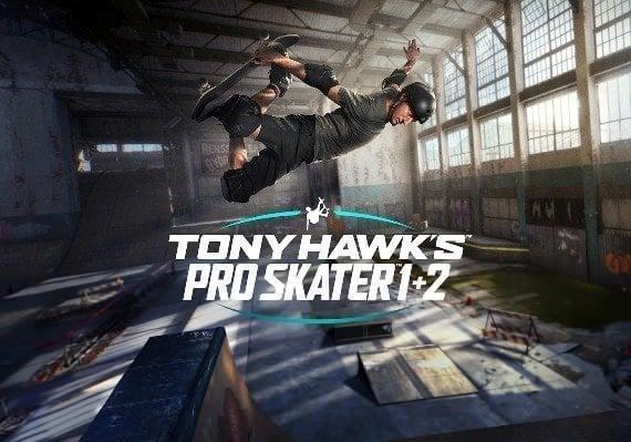Tony Hawk's Pro Skater 1 + 2 - Remastered US
