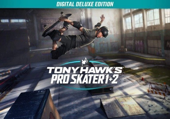 Tony Hawk's Pro Skater 1 + 2 - Remastered - Deluxe Edition US