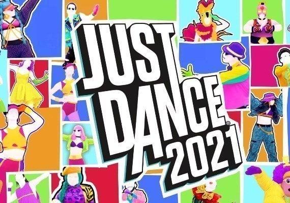 Just Dance 2021 AU
