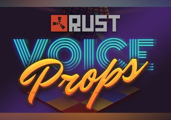 Rust - Voice Props Pack