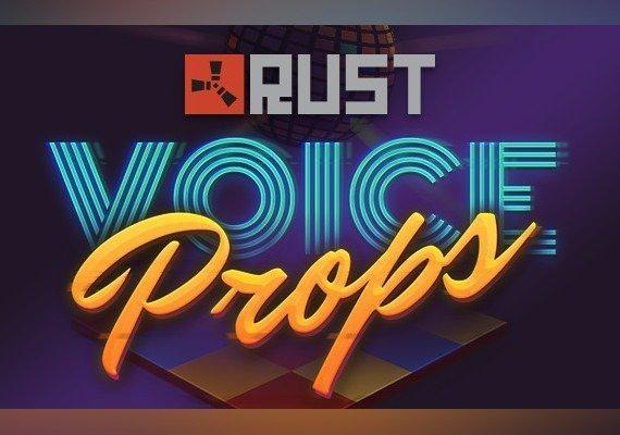 Rust - Voice Props Pack EU