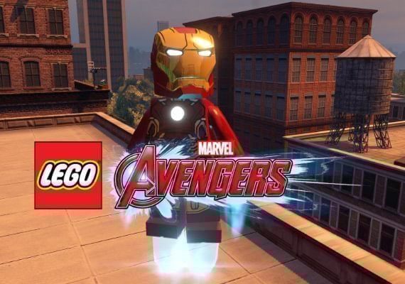 Lego - Marvel's Collection ARG