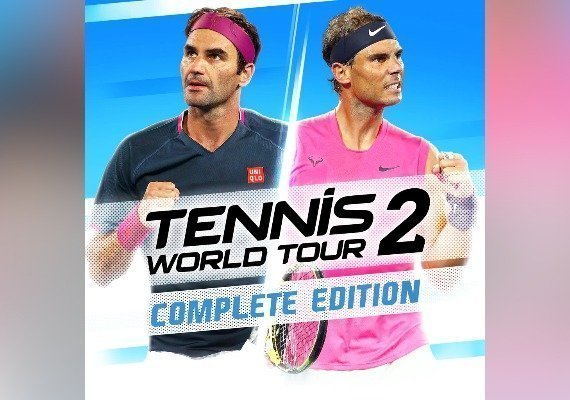 Tennis World Tour 2 - Complete Edition PS5 US