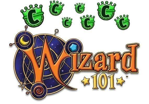 Kingsisle Wizard 101 60000 Crowns US
