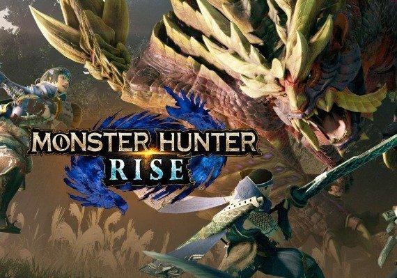 Monster Hunter Rise - Deluxe Kit EU