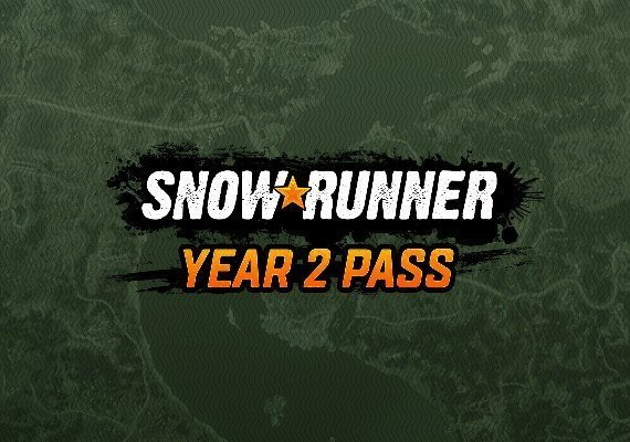 SnowRunner - Year 2 Pass EU