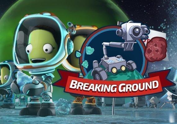 Kerbal Space Program: Breaking Ground EU