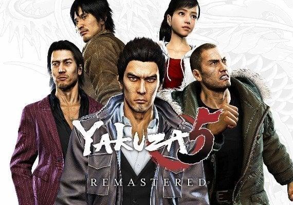 Yakuza 5 - Remastered EU