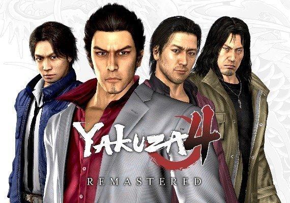 Yakuza 4 - Remastered EU
