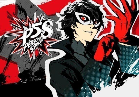 Persona 5 Strikers - Deluxe Edition EU