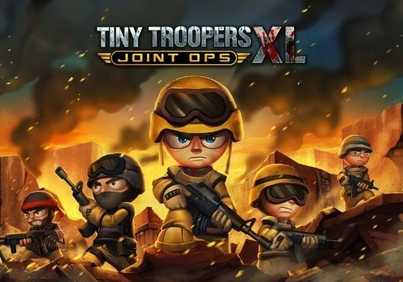 Tiny Troopers: Joint Ops XL EU