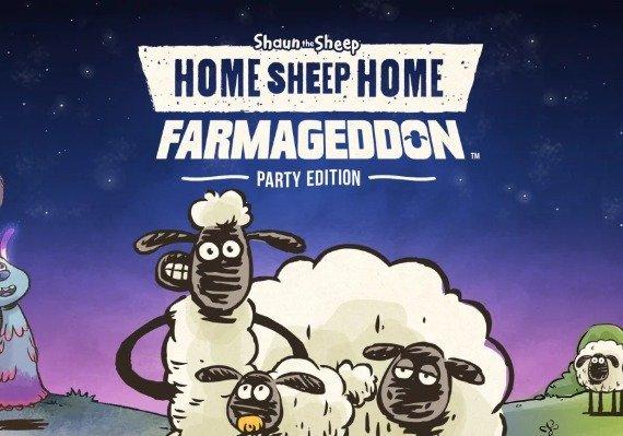 Shaun the Sheep: Home Sheep Home - Farmageddon: Party Edition EU