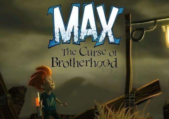 Max: The Curse Of Brotherhood EU