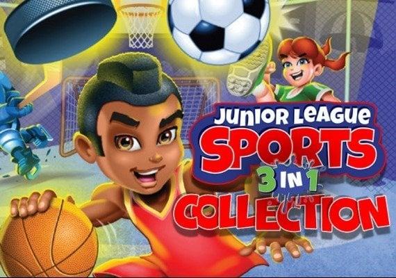 Junior League Sports 3-in-1 Collection EU