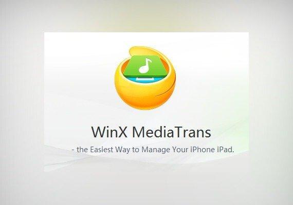 WinX MediaTrans Lifetime 2 PCs