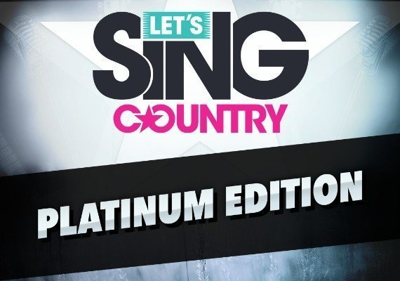 Let's Sing: Country - Platinum Edition ARG