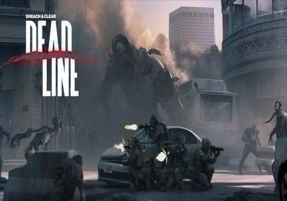 Breach & Clear: Deadline US PS4