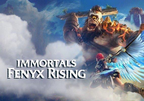 Immortals Fenyx Rising Intel Voucher EU