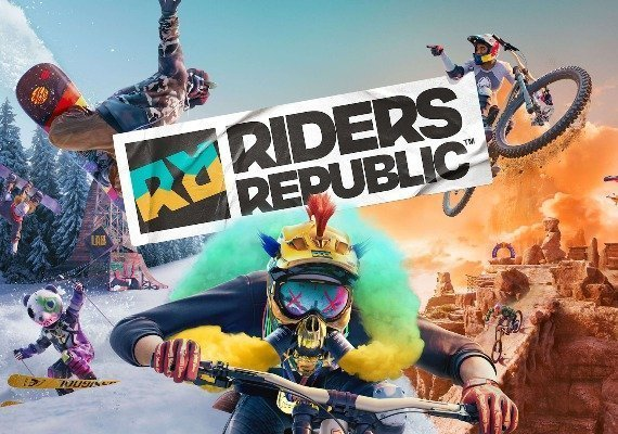 Riders Republic EU Intel Voucher PRE-ORDER