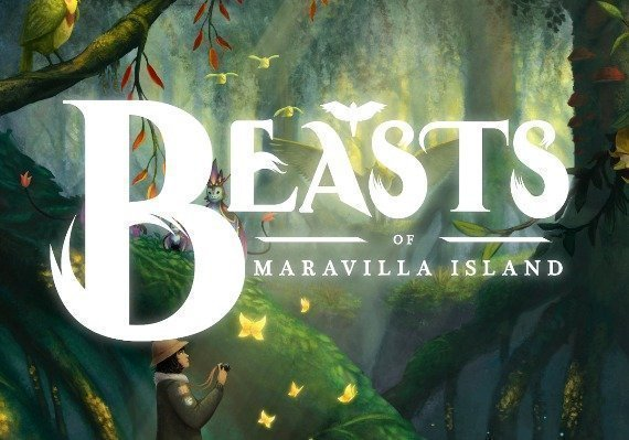 Beasts of Maravilla Island US