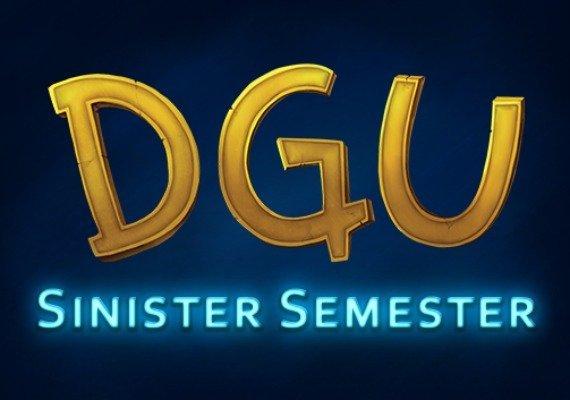 DGU: Death God University - Sinister Semester